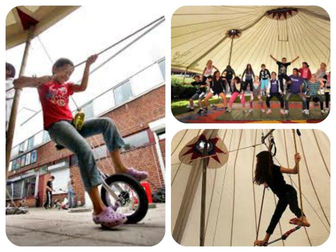 Är du en framtida akrobat?