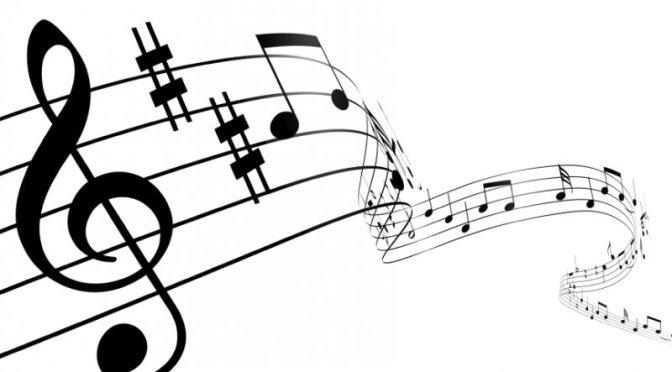 Unga skapar musik på Drottninghög