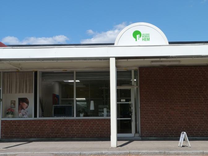 Öppet kontor