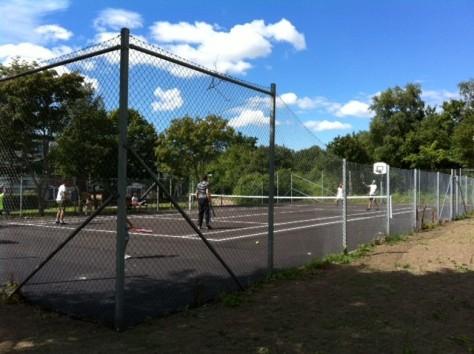 Tennisplanen