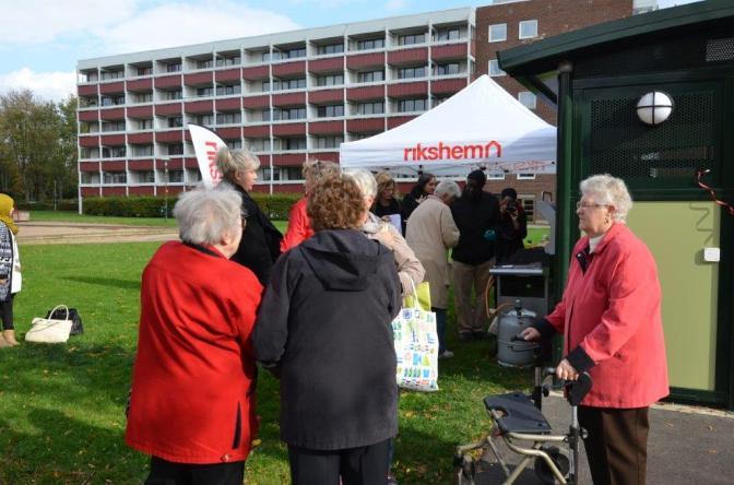 Efter 15 års väntan är miljöhuset invigt på Fredriksdal