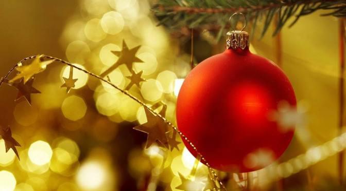 Årets sista onsdagsevent på Idé A blir en härlig julfest!