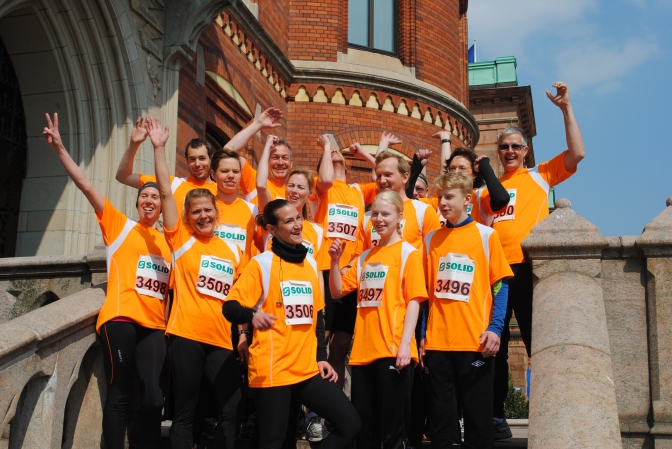 Vill du springa för Helsingborgs stad i Springtime?