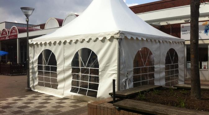 Det mystiska tältet
