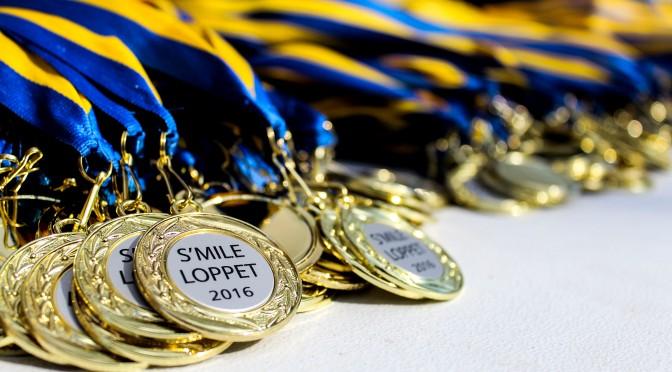 S'mileloppet 2016 är i mål!