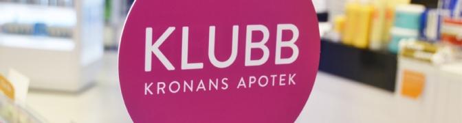 Klubbdag på Kronans Apotek