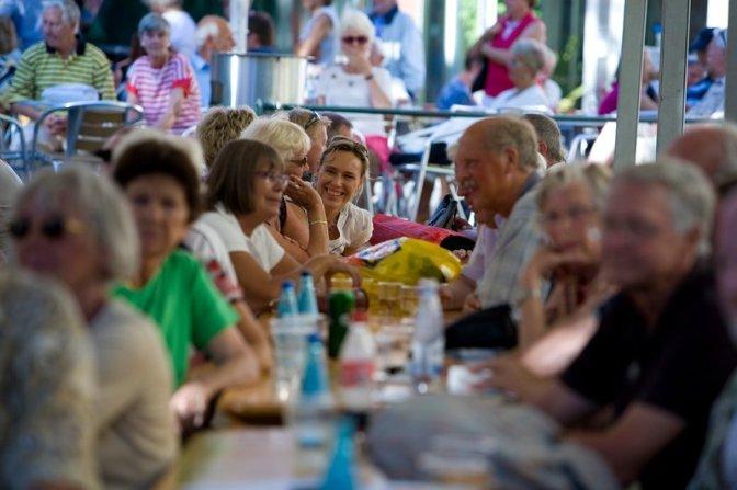 Fredriksdalsfesten den 12 augusti
