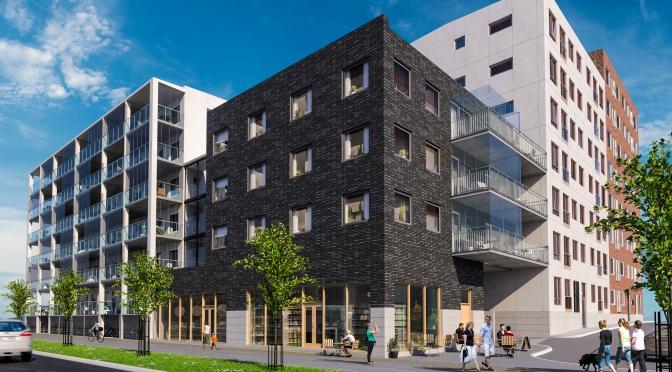 Säljstart Brf Äppelgården 1, nya bostadsrätter i Drottninghög