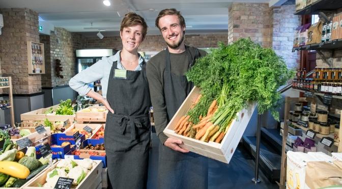 Matkooperativet  –  vilken mat väljer du för en grönare och hållbarare värld?