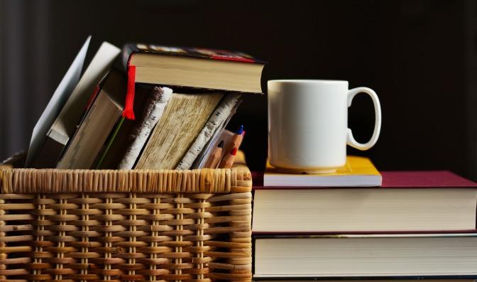 Bokförsäljning på Idé A Drottninghög  15 – 25 januari