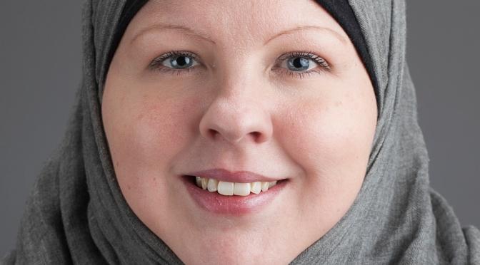 Susanne Sellami: Kvinnocaféet Café Välkommen