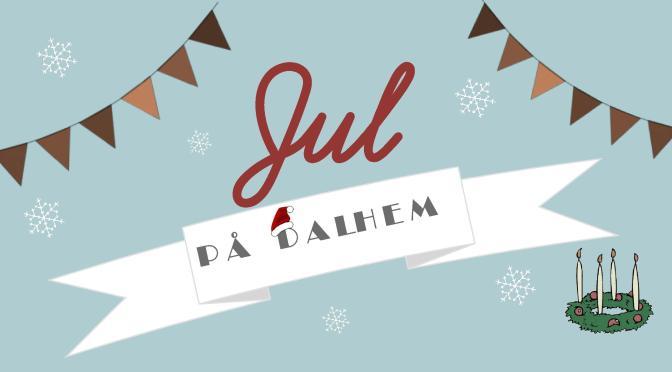 Jul på Dalhem