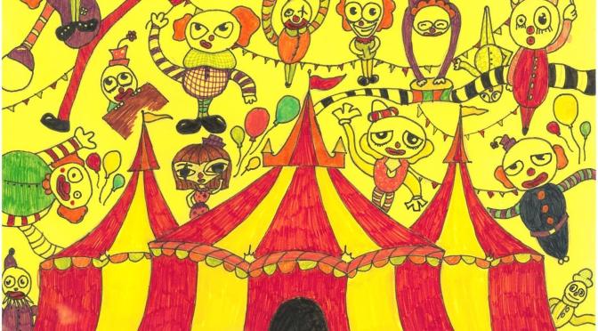 Prova på cirkus i sommar!