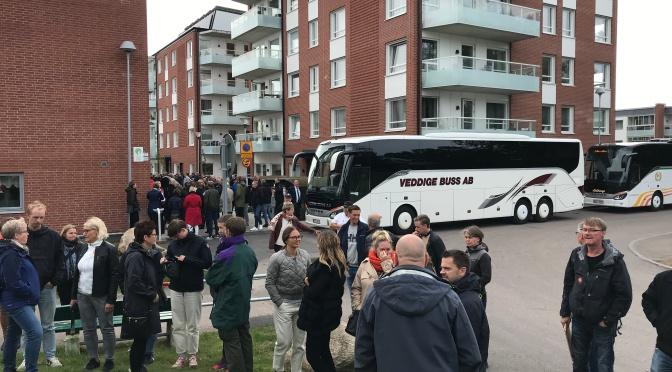 Varbergs Kommun på besök