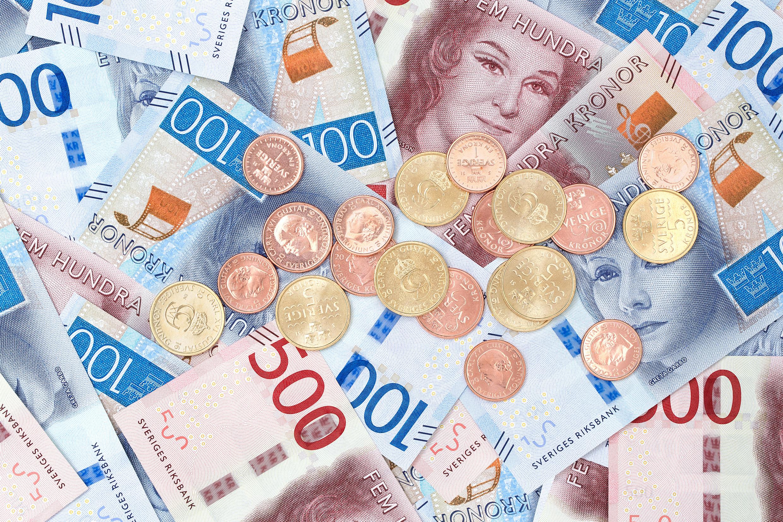 Våra pengar